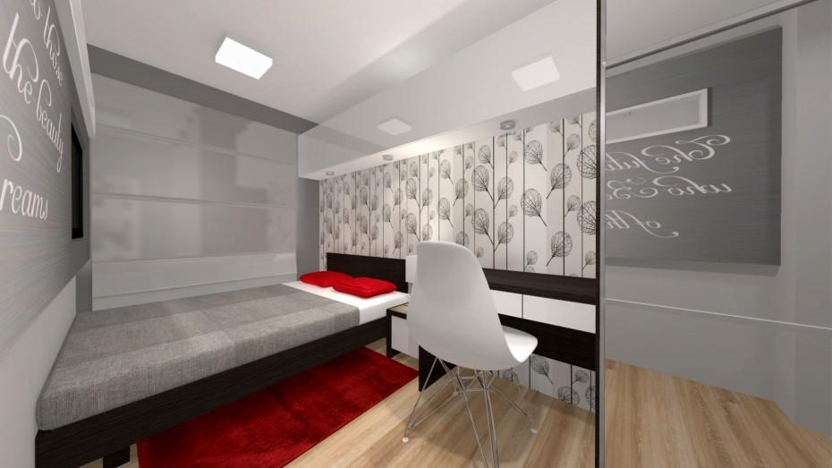Projekty Projektowanie Wnętrz Krapkowice Mieszkanie